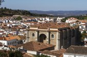 Widok pięknych wsi — Zdjęcie stockowe