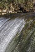 Fresh stream of water — Stock Photo