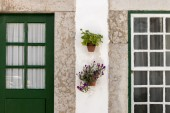 Typical architecture of Algarve region — Stock Photo