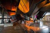 Electricity Museum interior — Stock Photo