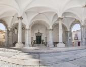 Belle église de la Misericordia à Beja — Photo