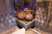 Greek vases — Stock Photo