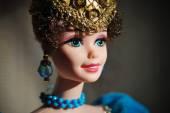 Barbie doll — Stock Photo