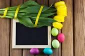 Happy Easter concept. — Stock Photo