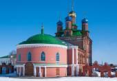 Ussolje, Russland - 29. März 2015. — Stockfoto