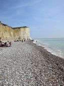 Eastbourne Seven Sisters — Stock Photo
