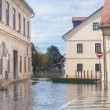 Flooded street — Stock Photo #53452705