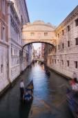 Bridge of Sighs, Venice, Italy. — Stock Photo