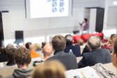 Faculty lecture and workshop. — Stock Photo
