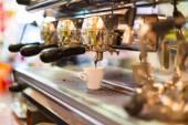 Cafetera añeja. — Foto de Stock
