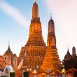 Wat Arun Temple in Bangkok, Thailand. — Stock Photo #62110797