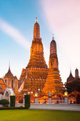 Wat arun tapınağı bangkok, tayland. — Stok fotoğraf