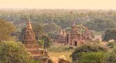 Tamples di Bagan, Birmania, Myanmar, Asia. — Foto Stock