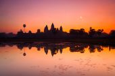 Angkor Wat, Siem Reap, Cambodia, Asia — Stock Photo