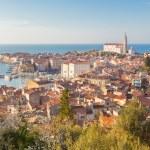 Picturesque old town Piran, Slovenia. — Stock Photo #72814343