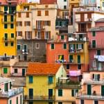Colourful Manarola village, Cinque Terre, Italy. — Stock Photo #73005435