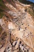 Sulphur mining industry — Photo