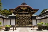 Karamon Chinese Gate at Zenchoji temple in Kamakura — Stock Photo