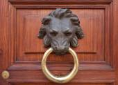 Rome door — Stock Photo