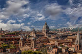 Roofs of Rome — Stock Photo