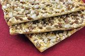 Grain cookies — Stock Photo