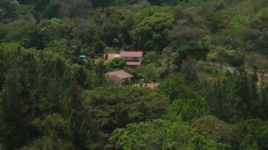 Small village of Altos del Maria - Sora, Panama. — Video Stock