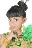 Portrait of asian teenage girl  — Stock Photo
