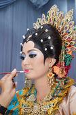 Indonéská nevěsta — Stock fotografie
