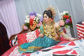 印尼新娘 — 图库照片
