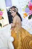 Noiva Indonésia — Fotografia Stock