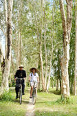 Indonesian bridal couples prewedding photoshoot — Stockfoto