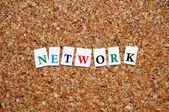 Network — Stock Photo