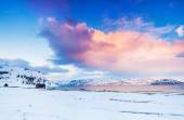 Norway. Winter — Stock Photo