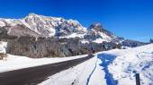 Winter in the Austrian alps — Foto Stock