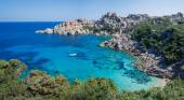 Capo Testa, Sardinia, Italy — Stock Photo