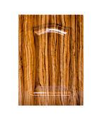 Wooden cabinet door — Stock Photo
