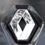 Постер, плакат: Renault logo