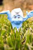 Smurfs — Stock Photo