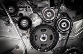 New generation  engine — Stockfoto