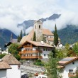 Community in South Tyrol — Stock Photo #67985903