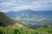 View on the Sarntal Alps — Stock Photo