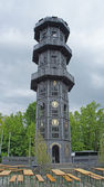 King Frederick Augustus Tower — Stock Photo