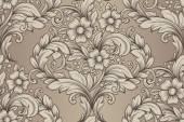 Vintage pattern — Stock Vector