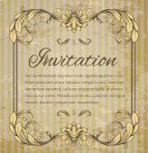 Vintage seite dekoration — Stockvektor