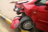 Traffic Accident — Stock Photo