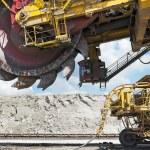 Coal mining — Stock Photo #68717791