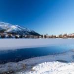 Frozen lake — Stock Photo #64643021