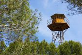 Watch tower — Stock Photo