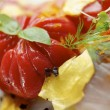 Tomato salad — Stock Photo #54682545