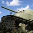 Sherman Tank — Stock Photo #57190711
